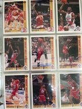 1238 NBA Basketball Card Lot Upper Deck Michael Jordan Holo Kobe Bryant image 7