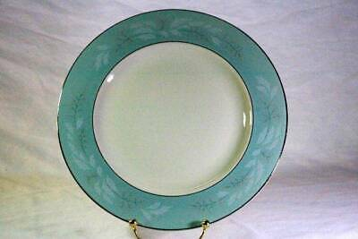 Homer Laughlin 1965 Romance Dinner  Plate Cavalier Line 10 1/4""