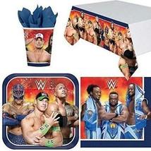 WWE à frapper couverts de fête lot pour 8  - $40.60