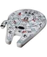 SwimWays Star Wars Millenium Falcon Ride-On Float - Inflatable Novelty F... - $29.39