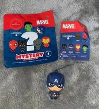 Hallmark Marvel Avengers Captain America Mystery Ornament Christmas Holi... - $12.00