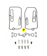 Keihin FCR Carb Carburetor Mid Body Oring YZ WR KX 250F 450F KTM CRF 250... - $29.95