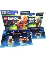 NEW Toys Lord of The Rings Gollum Legolas Dimensions Bundle FREE SHIPPING - $25.00