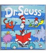 NEW SEALED 2021 OFFICIAL Dr. Seuss 16 Month Wall Calendar - $18.55