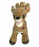 """Build A Bear 15"""" Clarice Plush Rudolph the Red-Nosed Reindeer Christmas ... - $17.41"""