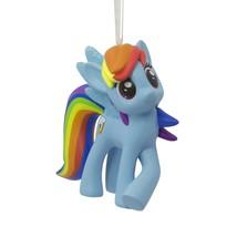Hallmark Christmas Ornament Rainbow Dash, Hasbro My Little Pony - £15.62 GBP