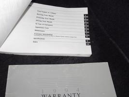 1994 94 Mazda Miata OEM Owner's Manual Book & Warranty Information - $39.00