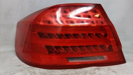 2011-2013 Bmw 328i Driver Left Side Tail Light Taillight Oem 97737 - $316.49