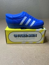 Vintage AVON 1978 On The Run Wild Country Aftershave Sneaker Pre-owned W/ Box - $19.99