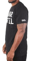 Caviar Cartel SSUR Men's Black White Printed 1969er Tattoo T-Shirt NWT image 2