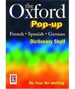 The Oxford Pop-up Bilingual Reference Shelf - $440.88