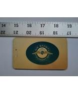 Home Treasure Air Safety Foundation CFI Graduate Plastic Paper Luggage T... - $9.49