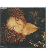 JANET JACKSON - I GET LONELY / (REMIXES) 2005 UK 5 TRACK CD SINGLE VSCDT... - $11.50