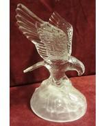 ELEGANT AND GRACEFUL BOUTIQUE CRISTAL D'ARQUES EAGLE STATUE - $37.95