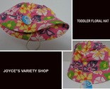 Toddler floral hat collage thumb155 crop
