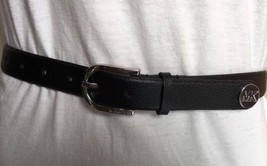 MICHAEL KORS BELT BLACK WITH LARGE STUDS SLIM - $34.19+
