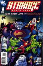 Strange Adventures (4th Series) #1 VF/NM; DC   save on shipping - detail... - $1.50