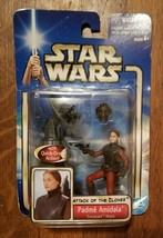 Hasbro Star Wars AOTC Padme Amidala Coruscant Attack Action Figure LFL - $4.90