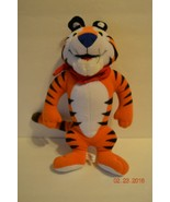 "Kelloggs TONY THE TIGER Stuffed Plush 2004 14"" Frosted Flakes - EUC - $9.89"