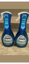 Dawn ultra ( 2 PACK  ) PLATINUM POWERWASH Dish Spray 16oz Each - $22.77