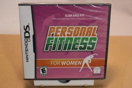 Personal Fitness For Women  (Nintendo DS, 2010) NEW DSI FREE SHIPPING - €12,21 EUR