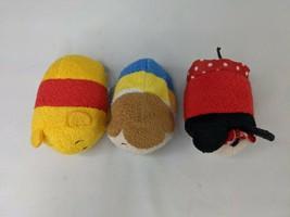 "Disney Tsum Tsum Winnie the Pooh Christopher Robin Plush 3"" Stuffed Anim... - $9.95"