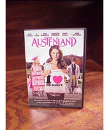 Austenland DVD, Used, 2013, PG-13, with Keri Russell - $9.95