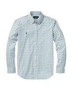 New Polo Ralph Lauren Men's Classic Fit Plaid Poplin Shirts Variety Colo... - $57.19