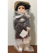 Collectible Porcelain Doll - $19.75