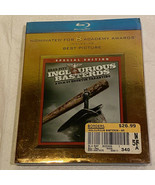 Inglourious Basterds Blu-ray Disc, 2009, 2-Disc Set NEW w/slipcover - $15.98