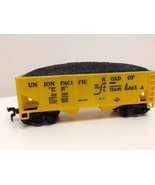 HO Scale Union Pacific Coal Car Road of the Streamliners UP32100 H-7 VIN... - $13.86