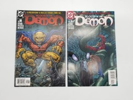 Blood of the Demon 1 & 2 May 2005 DC Comic Book Lot Byrne Pfeifer Nekros NM - $11.64