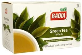 Badia Green Tea - $7.87