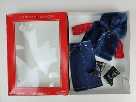 """14"""" Madame Alexander Tommy Hilfiger Glitter Set Outfit w Shoes American Girl NEW - $23.36"""