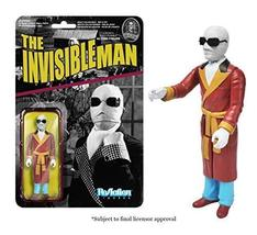 Funko Universal Monsters Series 2 - Invisible Man Reaction Figure - $19.79