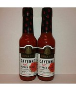 Mayan Fire Cayenne Hot Pepper Sauce, 5 fl oz  Pack of 2 - $14.10