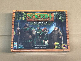 NIB Arcane Wonders Sheriff of Nottingham Merry Men Expansion Board Game ... - $23.46