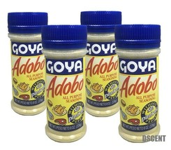 4 Pack Goya  Adobo All Purpose Seasoning Sin Pimienta-Without Pepper 8 o... - $18.80