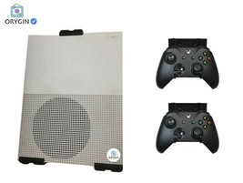 Xbox One S Wall Mount & 2x Controller Mounts - MADE IN USA - $18.43 CAD