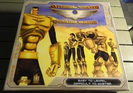 Angel Wars Board Game-Complete - $12.00