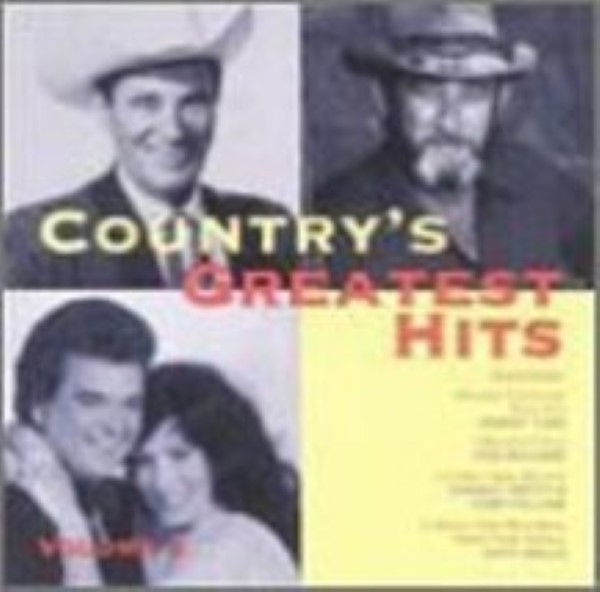 Country's Greatest Hits Vol. II Cd