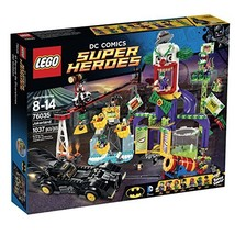 LEGO Super Heroes 76035 Jokerland Building Kit - $287.05