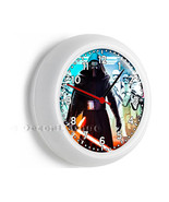 Star Wars Kylo Ren and first order Stormtroopers space war round wall cl... - $25.99