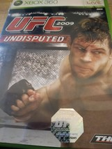 MicroSoft XBox 360 UFC 2009 Undisputed image 1