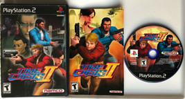 ☆ Time Crisis II (Sony PlayStation 2 2001) PS2 Complete in Box Game Works ☆ - $12.99