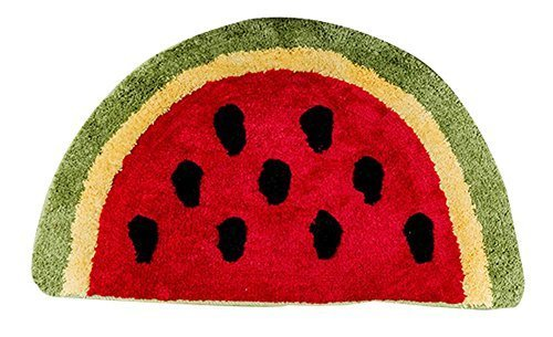 Creative Watermelon Mats Doormat Floor Mats Children's Room Non-slip Doormat
