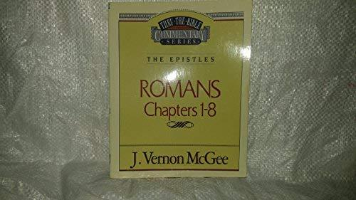 Primary image for Thru the Bible Commentary Vol. 42: The Epistles (Romans 1-8) [Paperback] J. Vern
