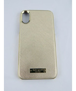 iPhone X Case Kate Spade Wrap Case for iPhone X Gold - $18.80