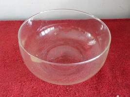 "Neiman-Marcus 10"" dia. Salad glass bowl with 10 - 5"" glass salad bowls (JS) - $11.29"