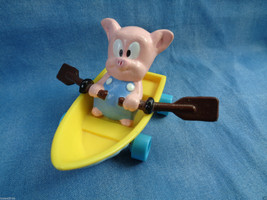 Vintage 1990 Warner Brothers Applause Looney Tunes Tiny Toons Hamton Pig... - $4.70